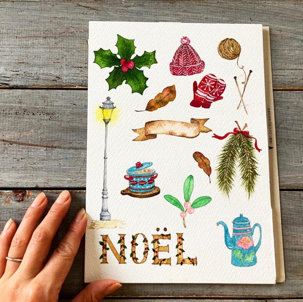 illustration noel2020