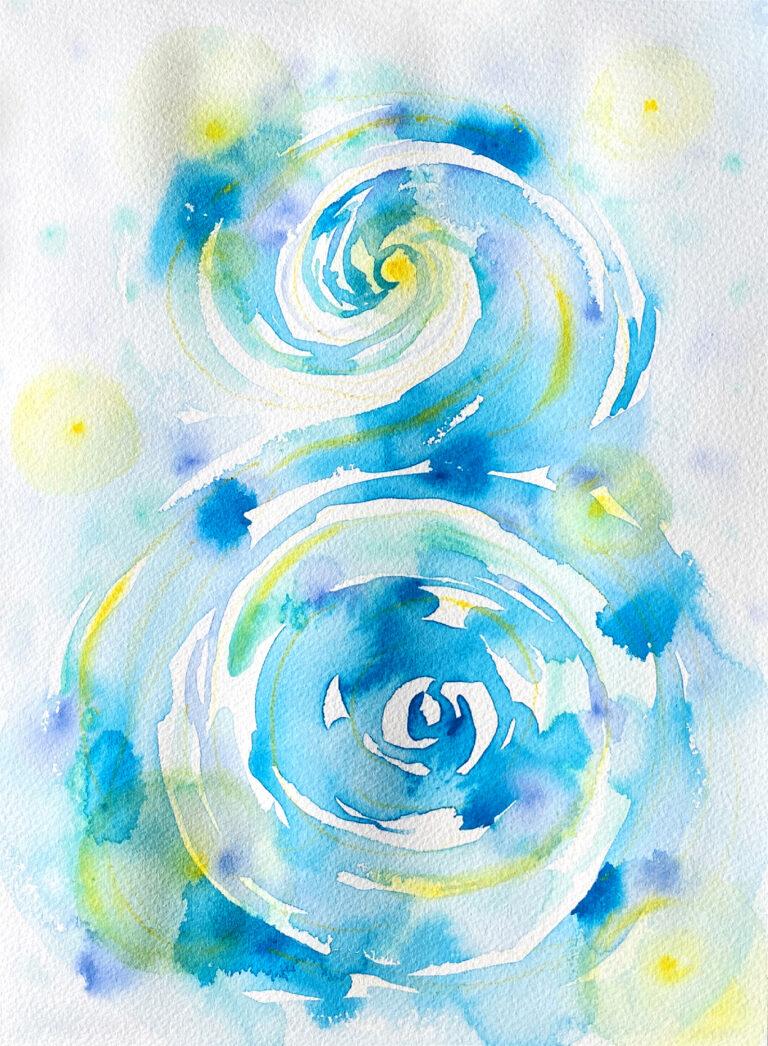エネルギーアート 循環