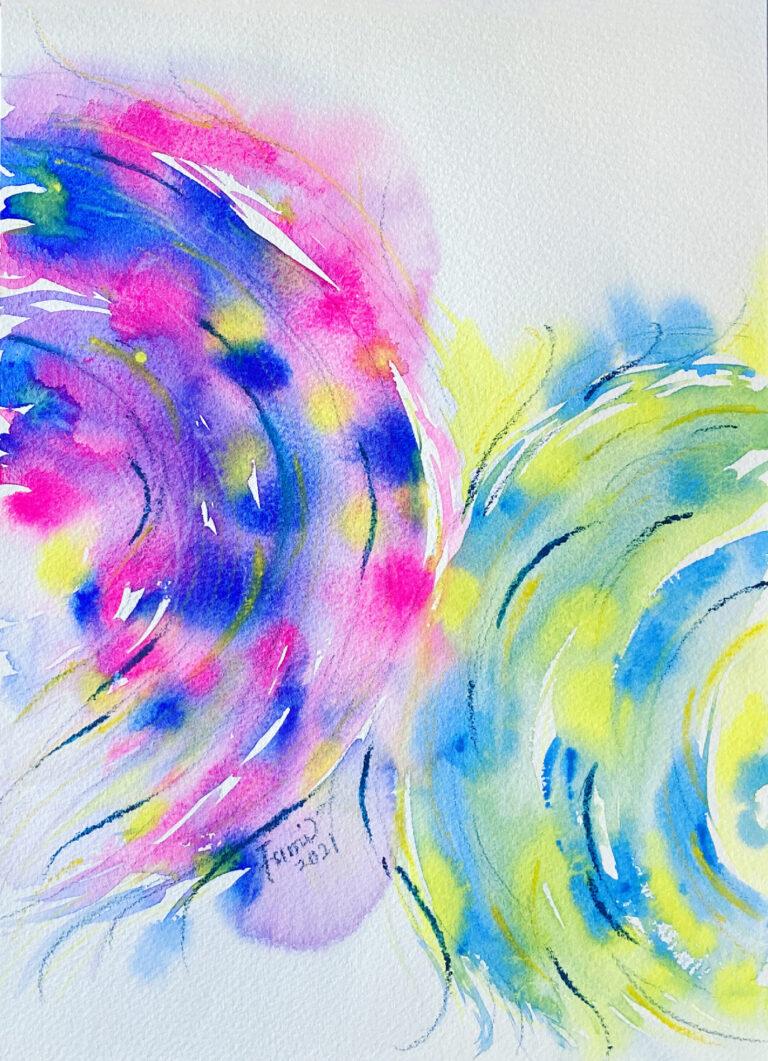 エネルギーアート 潮流
